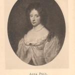 Anna Pelt   *1640 +1692