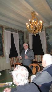 Rune Engen holder foredrag